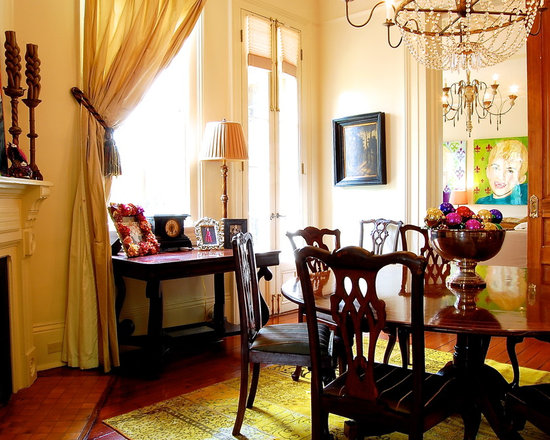 Chippendale Dining Rooms   Houzz