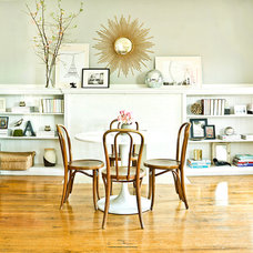 Eclectic Dining Room by Cynthia Lynn Photography