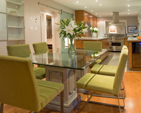 glass table bases. Interior Design Ideas. Home Design Ideas