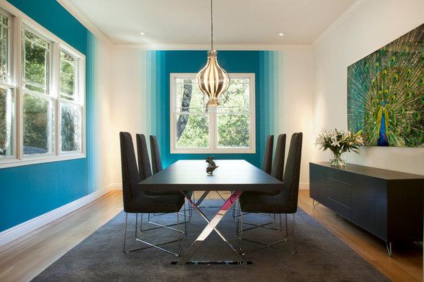 Color: Claves para pintar las paredes con un efecto degradado