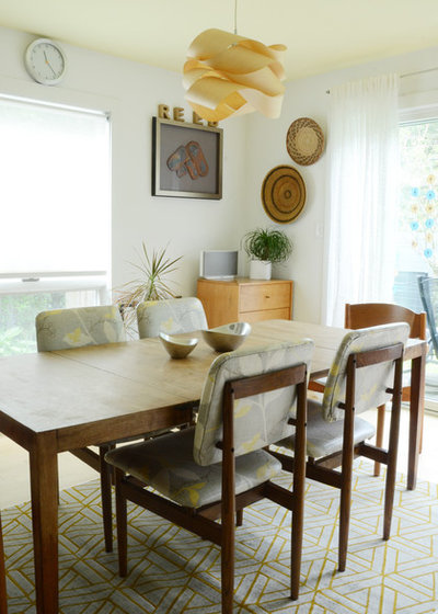 Eclectic Dining Room By Design Fixation Faith Towers
