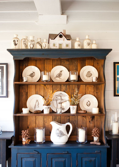 Country Dining Room By Theresa Fine