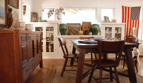 My Houzz: Small-Space Living in a Restored Bungalow