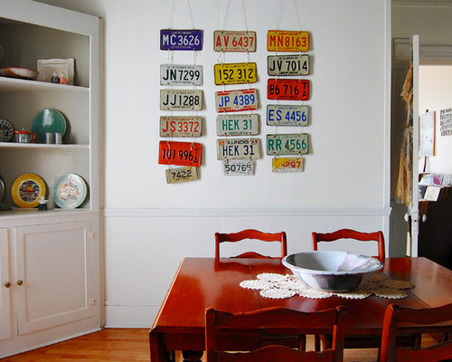 Old License Plates | Houzz