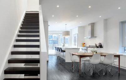 My Houzz: High End Meets Budget Friendly in Toronto