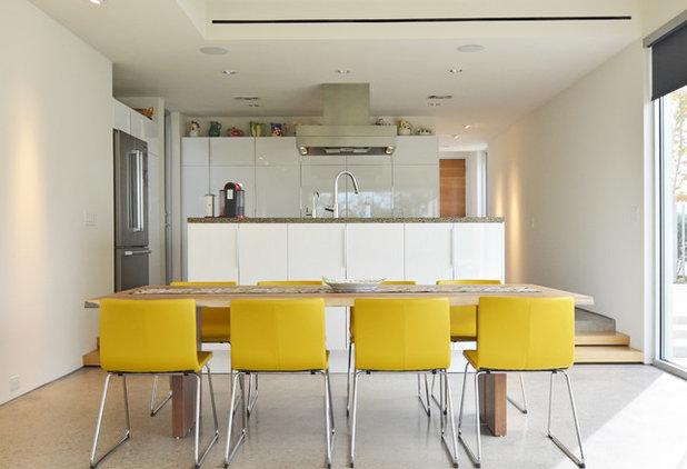 Modern Dining Room by Sarah Greenman