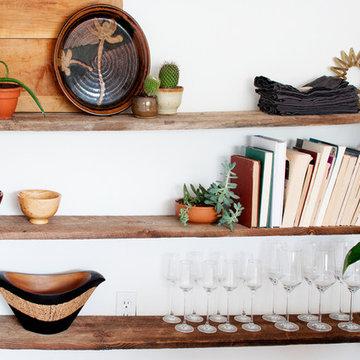 My Houzz: Organic Minimalism in a Denver Redo