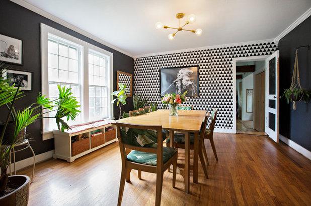 Dining Room by Caroline Sharpnack