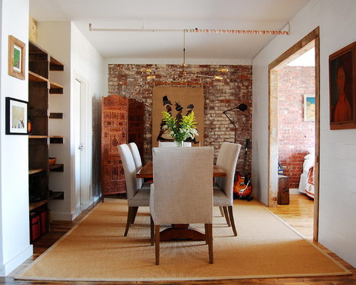 Brick Accent Wall Houzz