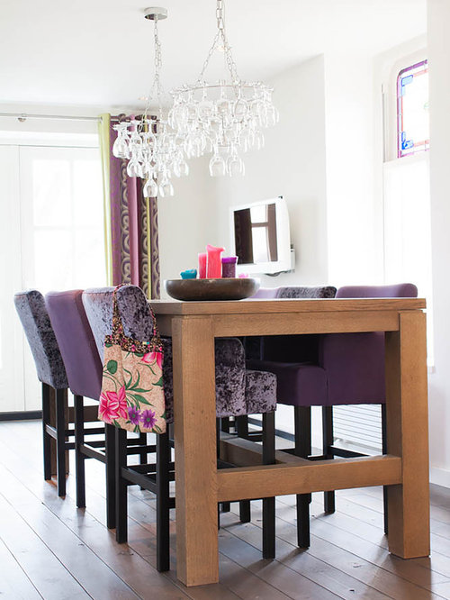 Houzz – Dining Room Candle Chandelier