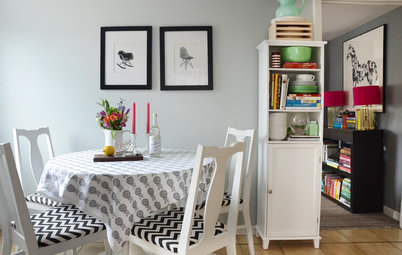 My Houzz: Renters Personalize Their Home With Color