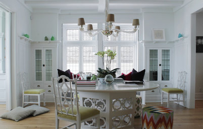 My Houzz: Going White and Bright in Montreal