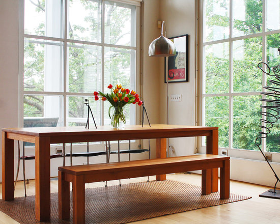 Urban Dining Tables | Houzz