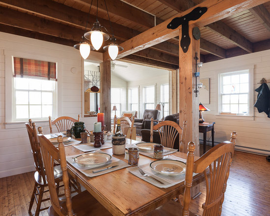 Country Style Dining Room Design Ideas Remodels Photos