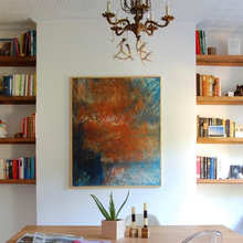 Tice/Hadeka BrooklynMy Houzz: Eclectic Simplicity for a Brooklyn Apartm