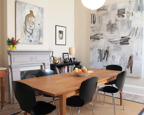 Example Of A Trendy Dining Room Design In New Orleans