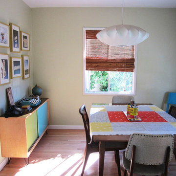 My Houzz: Thrifty Flourishes Give a '50s Home Retro Appeal