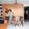 My Houzz: Copper Tones Warm an Amsterdam Apartment