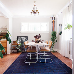My Houzz: Welcoming Boho Design in a Colorful 1927 Bungalow