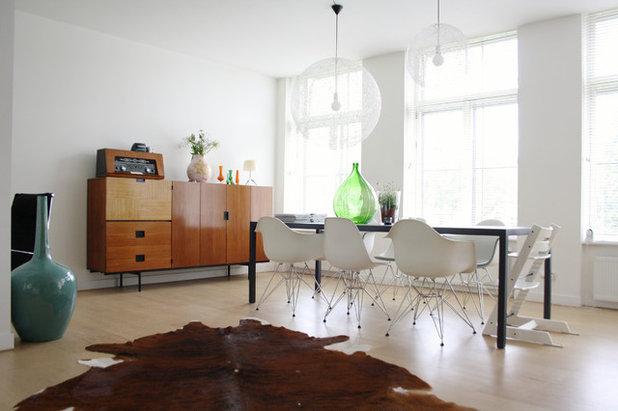 Teppich unter dem esstisch – ja oder nein?
