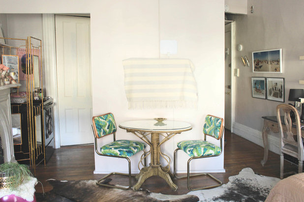 Eclectic Dining Room by Sarah Seung-McFarland