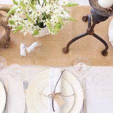 Contemporary Dining Room by RedAgape Blog