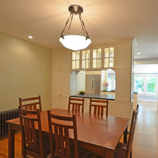 Craftsman Dining Room by FitzHarris Designs