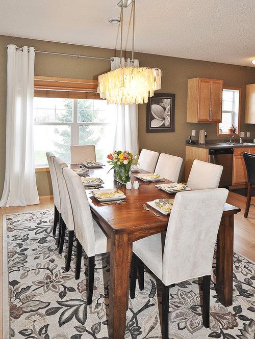 budget dining room design ideas renovations photos with - Dining Room Design Ideas On A Budget