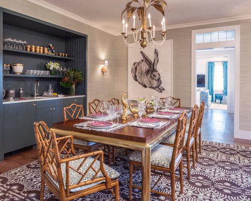 salle manger exotique ferm e photos et id es d co de salles manger. Black Bedroom Furniture Sets. Home Design Ideas