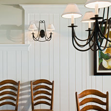 Traditional Dining Room by Nantucket Beadboard Co., Inc.
