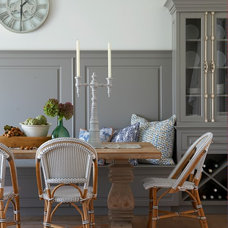 Traditional Dining Room by Superior Woodcraft, Inc.