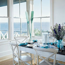 Traditional Dining Room by Go Nautical Collections
