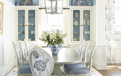 Room of the Day: A Dreamy Dining Room in the Hamptons