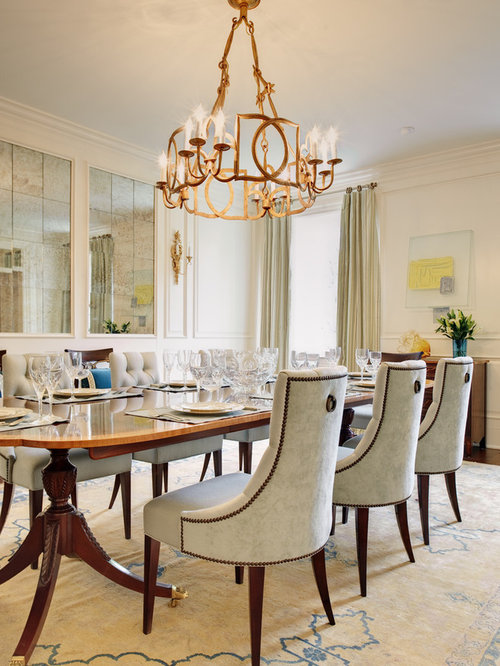 best dining room mirrors design ideas remodel pictures houzz. Black Bedroom Furniture Sets. Home Design Ideas