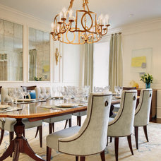Traditional Dining Room by Visible Proof