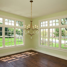 Traditional Dining Room by Gander Builders