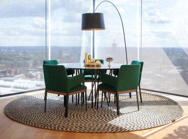 Fra mega Nordisk trend: Derfor er det runde spisebord et musthave RO-51