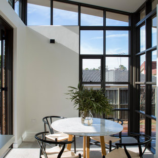 New architectural home in Chatswood
