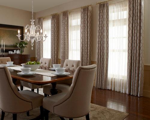 dining room window treatments dining room window treatments houzz
