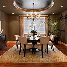Interior Designer installations of Kush Rugs