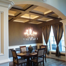 Traditional Dining Room by Carolina Classic Remodeling