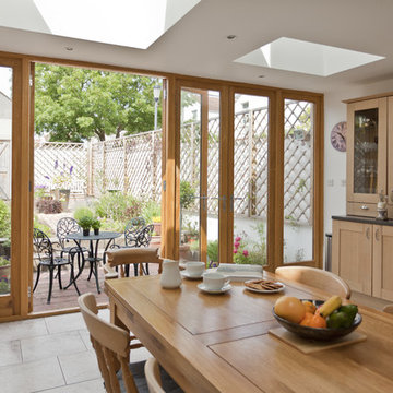New dining room designed by DHV Architects