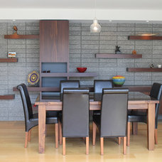 Contemporary Dining Room by Architecture Smith + Scully Ltd