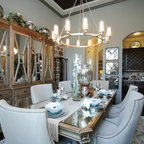 Palmetto Bluff Private Residence Traditional Dining Room Charleston By Linda