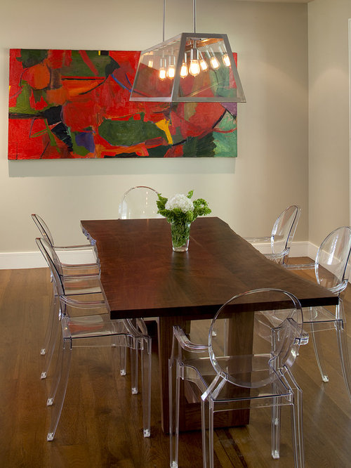 clear acrylic dining chairs houzz