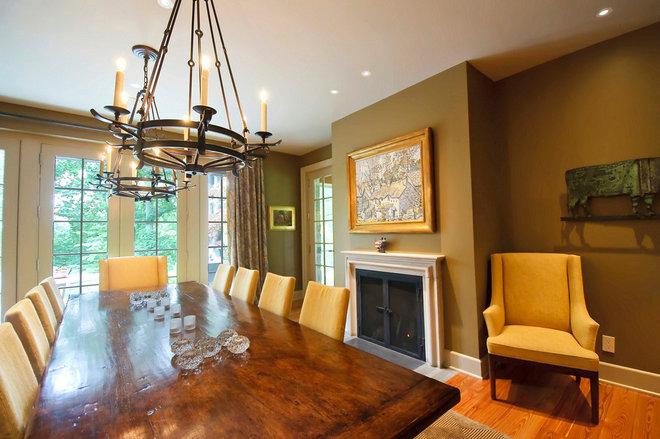 Traditional Dining Room by Spencer-Abbott, Inc.