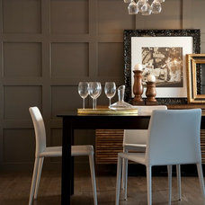 Contemporary Dining Room by Sabal Homes