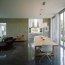 Contemporary Dining Room by Kindred Construction Ltd.