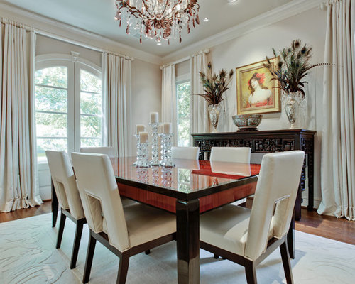 Inspiration For A Timeless Kitchen/dining Room Combo Remodel In Dallas With  Beige Walls, Part 27