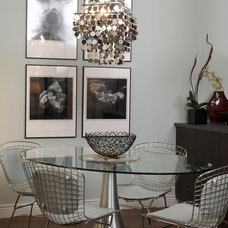 Modern Dining Room by Holzman Interiors, Inc.